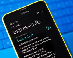 Обновление Lumia Cyan начали получать пользователи Nokia Lumia в Аргентине