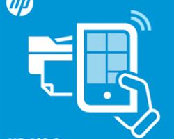Компания HP выпустила приложение для беспроводной печати с устройств на базе Windows Phone