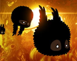 Популярная игра BADLAND появилась на Windows Phone