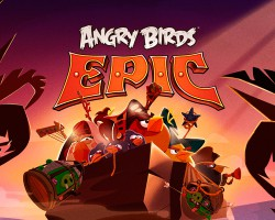 Пошаговая RPG Angry Birds Epic вышла на Windows Phone