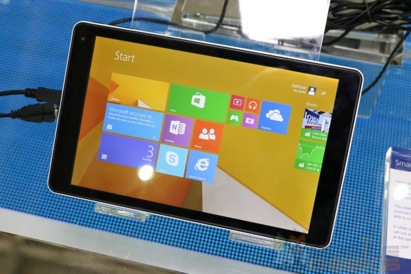 Windows-планшет Emdoor стоимостью $100