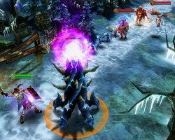 На Windows Phone и Windows 8 вышла игра Heroes of Order & Chaos от Gameloft