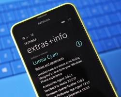 Рассылка Lumia Cyan — как дела?