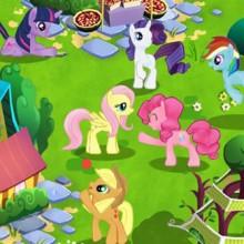 На Windows 8 и Windows Phone появилась игра My Little Pony