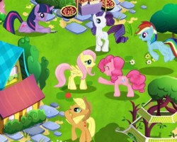 На Windows 8 и Windows Phone появилась игра My Little Pony