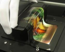 Nokia научилась делать гибкие OLED-экраны