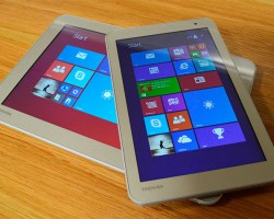 Computex 2014: Toshiba представила Windows 8 планшеты за 200 долларов