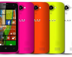 Windows Phone 8.1-смартфон от Blu — конкурент Nokia Lumia 630