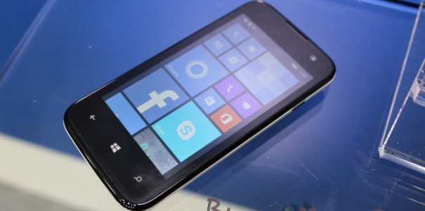 Windows Phone от Blu