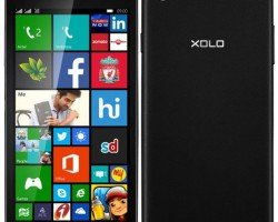 Первый Windows Phone от Xolo — самый легкий смартфон в мире!