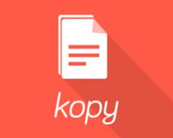Kopy — быстрый обмен текстом между Windows Phone и Windows 8