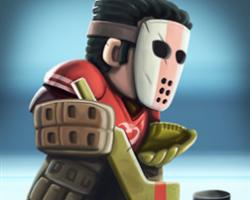 Ice Rage: Hockey— хитовая спортивная игра для Windows Phone