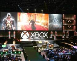Список игр для xBox анонсированных на Electronic Entertainment Expo