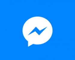 В Facebook Messenger появилась поддержка групповых чатов и обмена фотографий