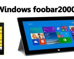 Создатели foobar2000 собирают деньги навыпуск плеера для Windows Phone иWindows8