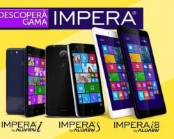 Румынская компания Allview готовит устройства наWindows Phone8.1 иWindows8.1