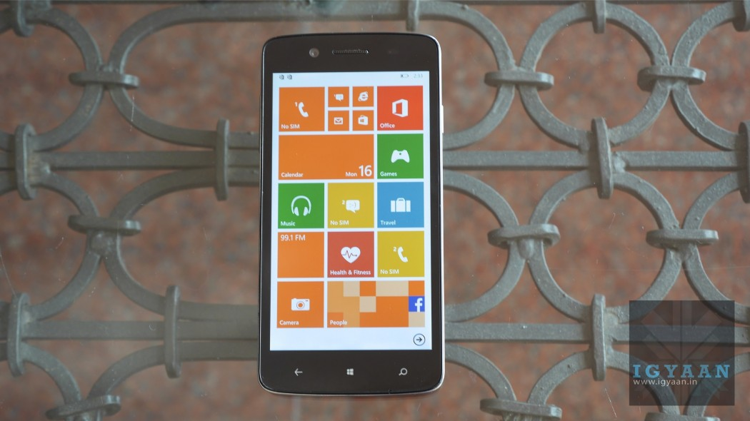 Windows Phone от Micromax