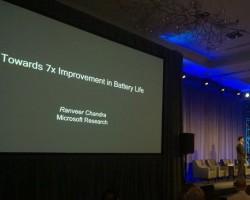 АКБ от Microsoft Research работает до 7 дней