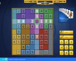 НаWindows8.1 появилась бесплатная головоломка Microsoft Sudoku