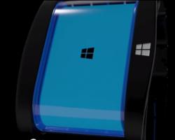 Видеоконцепт смарт-часов Microsoft