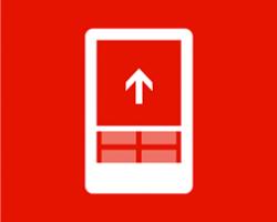 Вмаркете Windows Phone доступно приложение Live Lock Screen