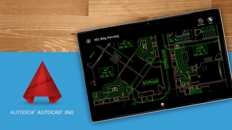 AutoCad-360-Windows-Store-app