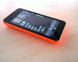 Свежие фотографии ещё неанонсированного смартфона Nokia Lumia 530