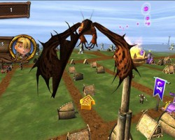 На Windows Phone вышла игра DreamWorks Dragons Adventure