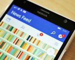 В бета-версию приложения Facebook добавлена интеграция мессенджера