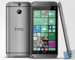 Вариант HTC One M8с Windows Phone8.1 выйдет уже очень скоро