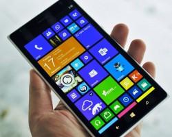 Обновление Windows Phone8.1 Update 1уже почти готово