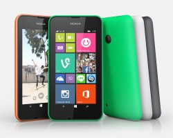 Продажи Nokia Lumia 530 в России начнутся 25 августа