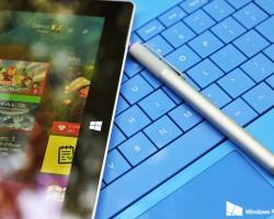 Три свежих рекламных ролика Microsoft Surface Pro 3