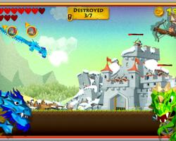 Разработчик Dragon Revenge: Windows Phone идеальна для запуска игр