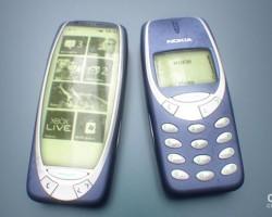 Смартфон Nokia 3310 — концепт из Германии