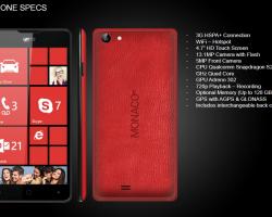 Yezz Monaco 47 —  новый Windows Phone 8 смартфон
