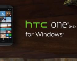 HTC One M8for Windows представлен официально