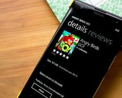 ВAngry BirdsGo! для Windows Phone появился мультиплеер