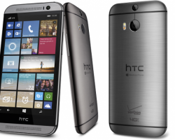 Чехол HTC Dot View для HTC One for Windows в действии (Видео)