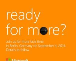 Анонс Lumia 730 иLumia 830 может состояться четвёртого сентября
