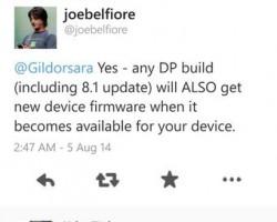 Для установки обновлений Windows Phone больше нетребуется откатываться кстабильной сборке