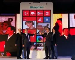 Hisense Nana станет первым смартфоном спредустановленным Windows Phone8.1 Update1