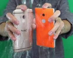 Lumia 930 принял участие в «ледяном» флэшмобе Ice Bucket Challenge