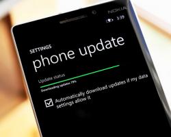 Пользователи Nokia Lumia 930 начали получать обновление Windows Phone8.1 Update 1