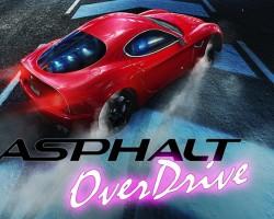 Asphalt Overdrive выйдет уже вэтот четверг
