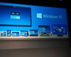 Windows 10 — универсальная операционная система Microsoft