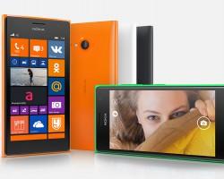 В России начались продажи Lumia 735