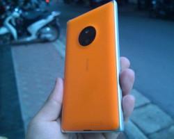 Новые живые фото c нетерпением ожидаемой Nokia Lumia 830