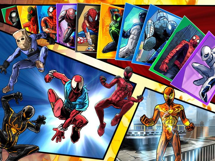 игра совершенный человек паук на андроид скачать бесплатно img-1