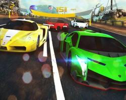 Игра «Asphalt8: Навзлёт» получила обновление наWindows Phone8